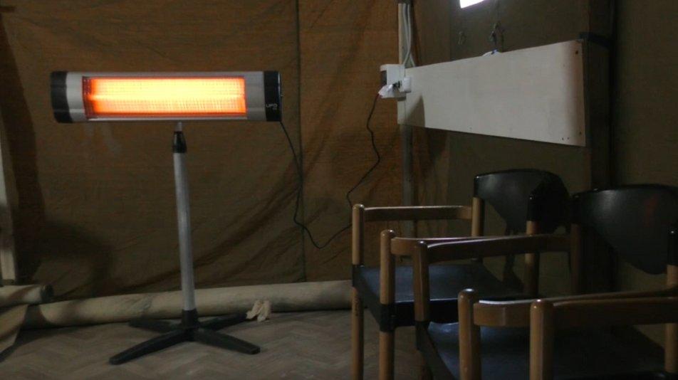 Перепрофилированная больница в Херсоне: что показали первые дни работы с больными СOVID-19