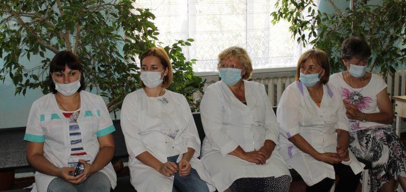 На Херсонщине пытаются спасти медицину
