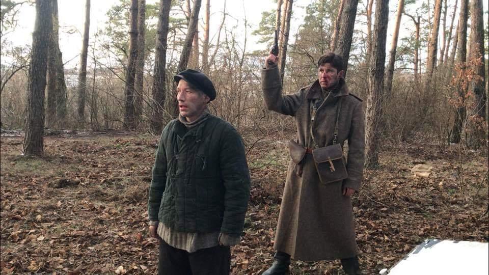 Херсонський актор знявся у військовій драмі