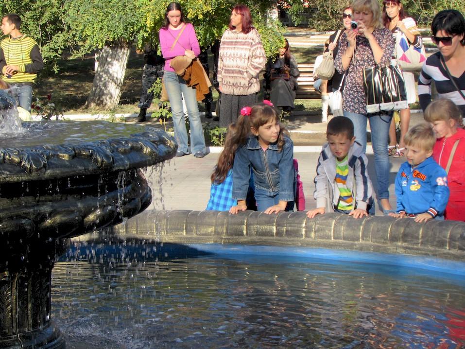 В Херсоне один фонтан хотят заменить другим: на это потратят 12 миллионов