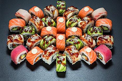 Где найти лучшие суши в Херсоне?