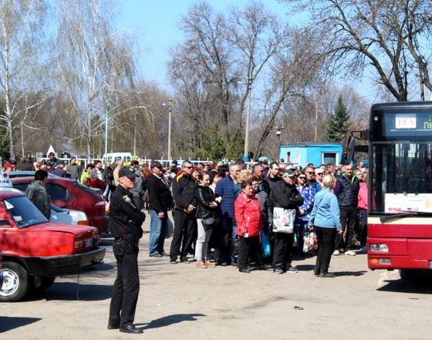 Как будет работать херсонский транспорт в поминальные дни: расписание движения маршруток