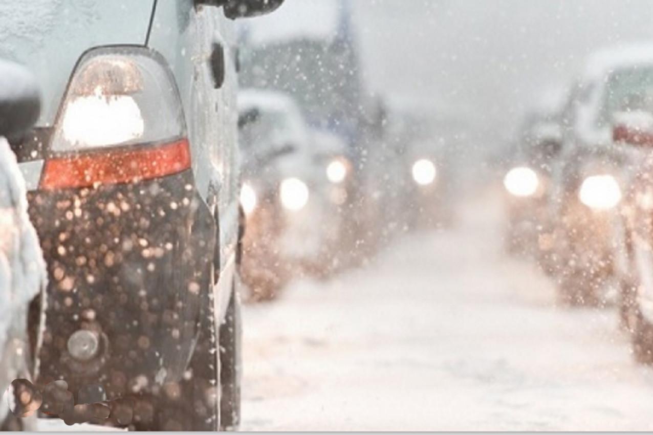 На Херсонщину надвигаются метели: водителей предупреждают об ухудшении погодных условий