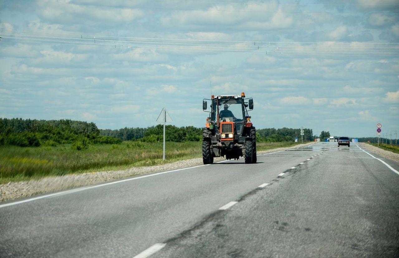 На Херсонщине тракторист подделал себе водительское удостоверение