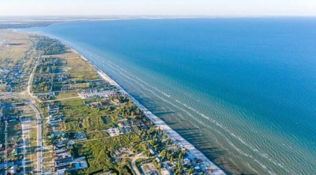 Все свободные пляжи на Арабатской Стрелке возьмёт под контроль одно КП