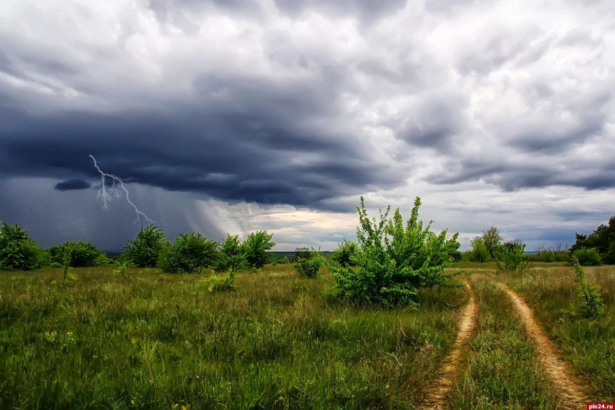 Херсонские синоптики прогнозируют грозы, дожди и туманы