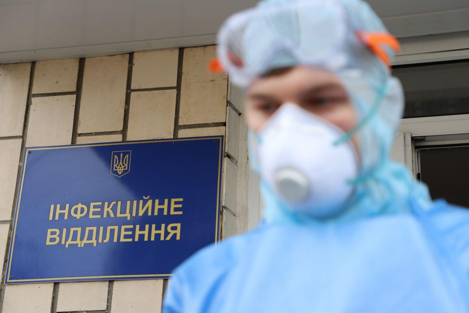 Ситуация с коронавирусом в одной из ОТГ Херсонщины вызвала беспокойство СНБО