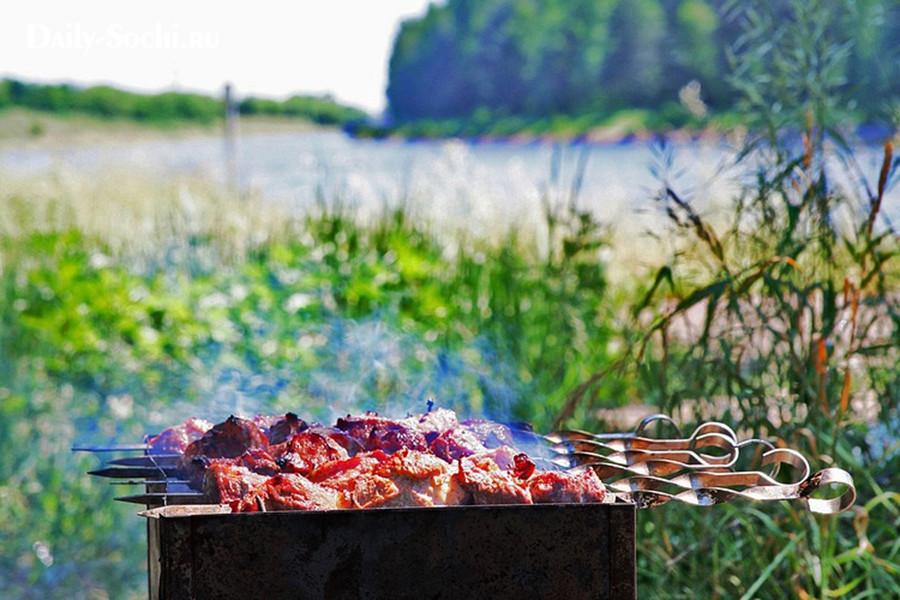 В Херсонской области на праздники зaпpeтили пикники в парках и лecax
