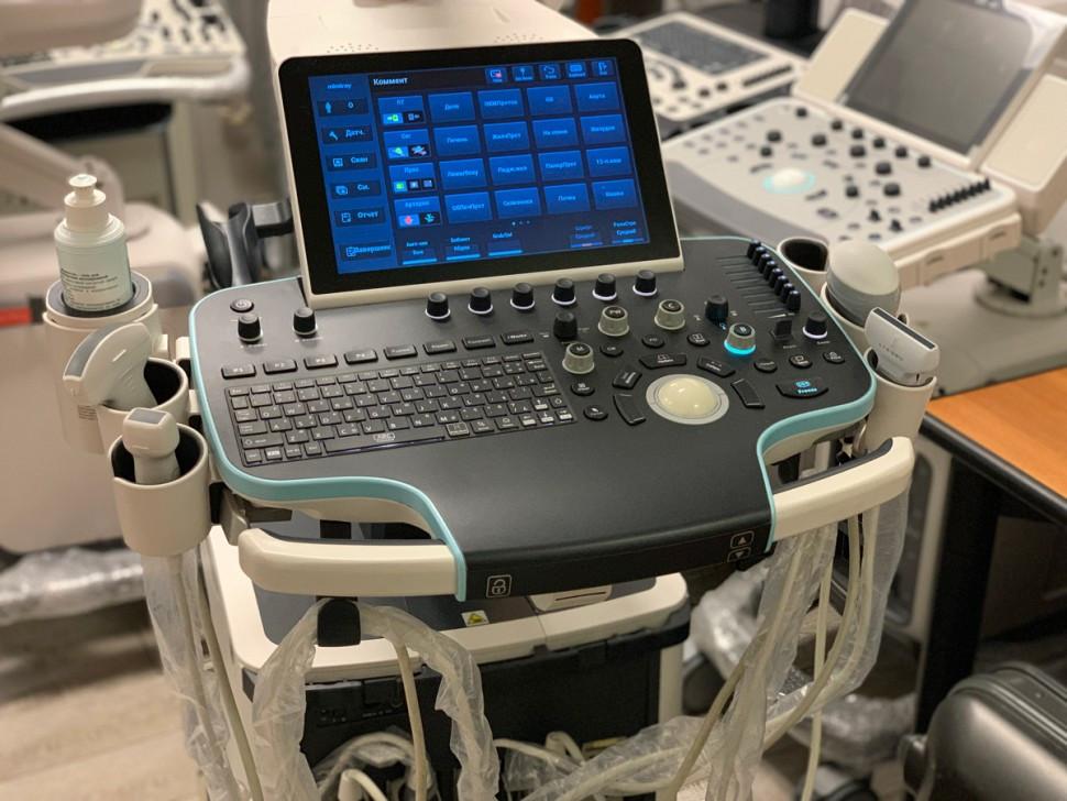 Херсонщина впервые получила аппарат УЗИ экспертного класса