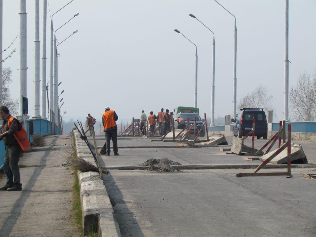 В 2021 году в Херсонской области обещают отремонтировать 11 мостов