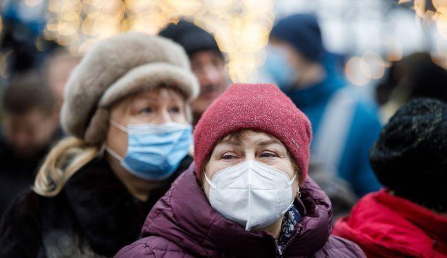 """""""Красную"""" зону могут ввести сразу в пяти областях Украины — список"""