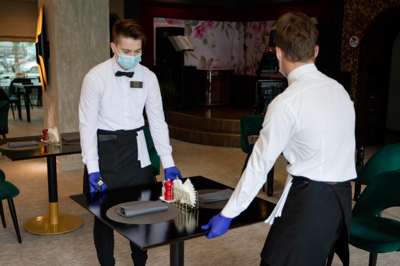 Несмотря на запрет в Херсоне работал ресторан: на нарушителей составили админпротокол