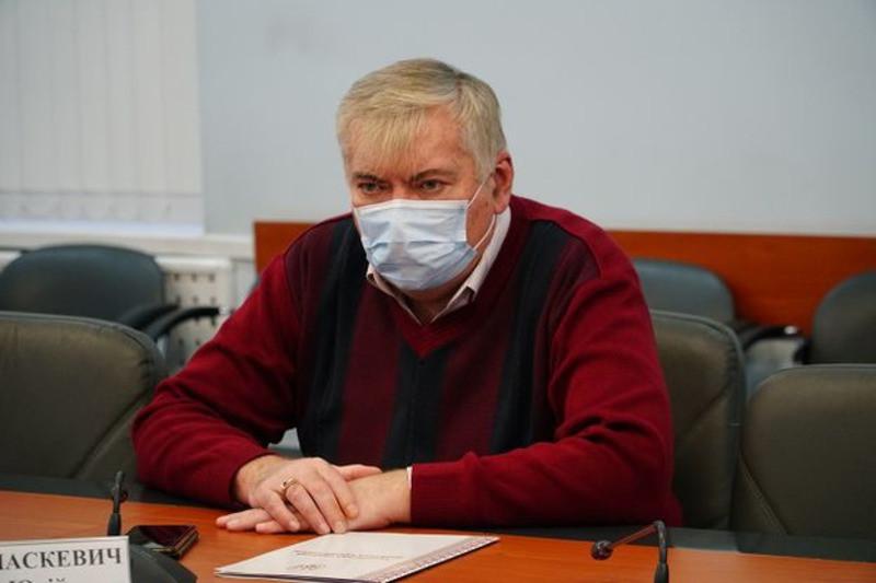 Ситуация с COVID-19 в Херсонской области стремительно ухудшается, — главный санврач Юрий Ромаскевич