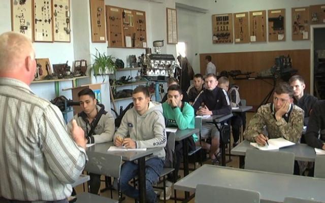В ПТУ на Херсонщине впервые за 65 лет нет ни одного первокурсника