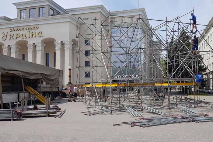В центре Херсона перекроют движение из-за масштабного мероприятия в субботу