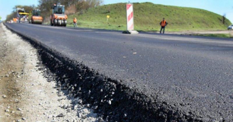 В Херсонской области провели обследование участка автомобильной дороги государственного значения М-14