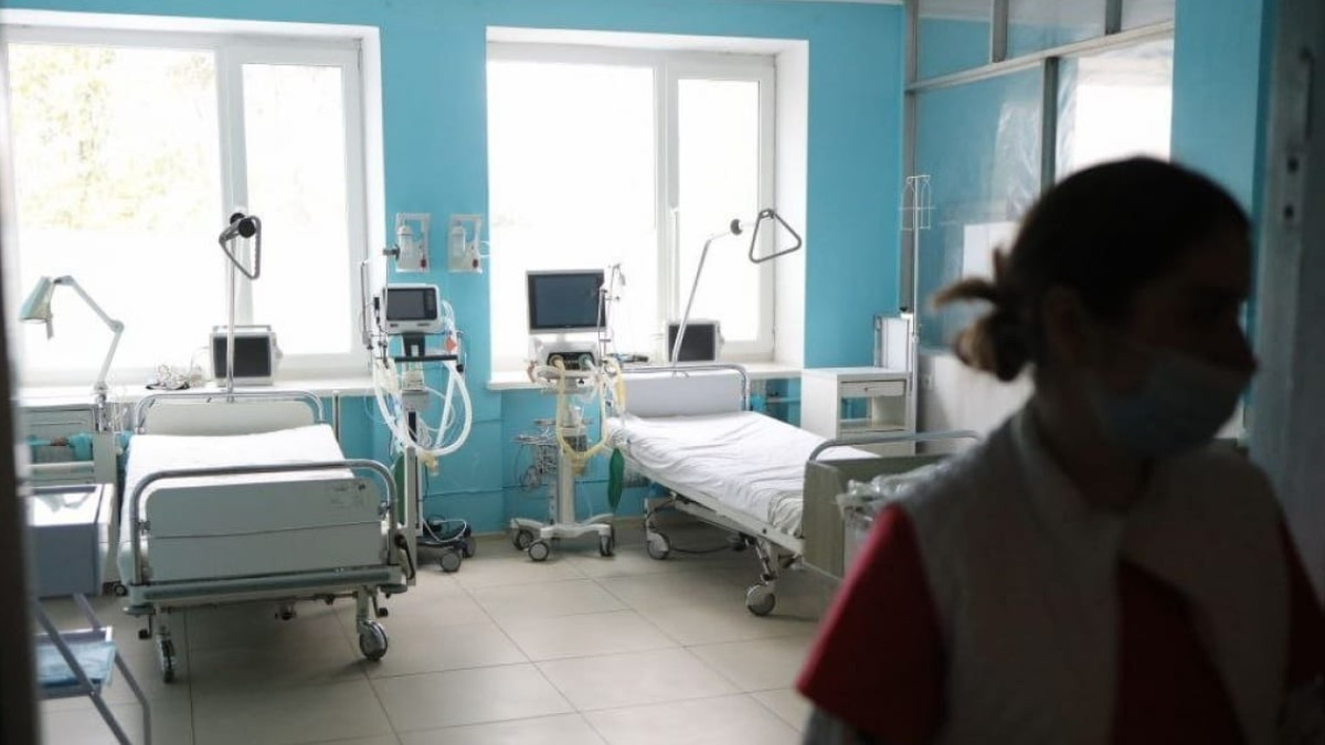 Причина - в двух пациентах: обнародованы результаты расследования вспышки COVID-19 в Херсонской областной больнице